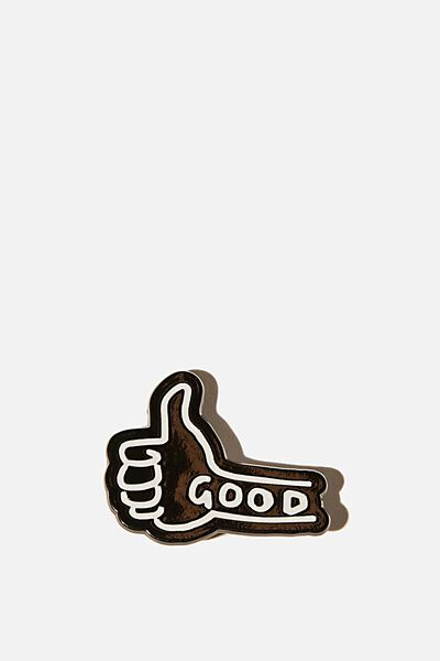 Enamel Badges, GOOD