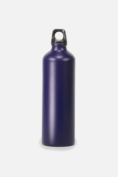 Single Wall Metal Drink Bottle, BOTTOM PRINT THUMB