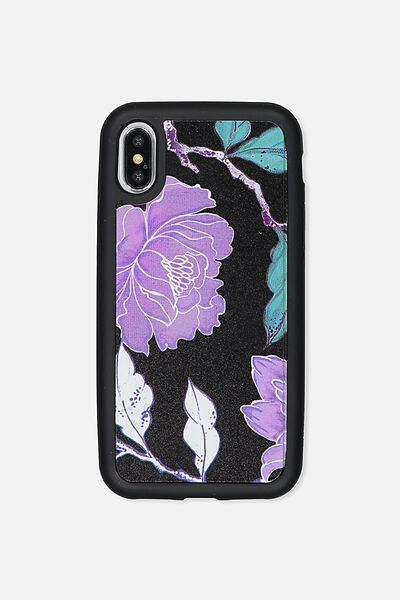 Superior Phone Case X, LUSH FLORAL