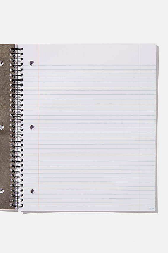 College Ruled Campus Notebook, HORIZON