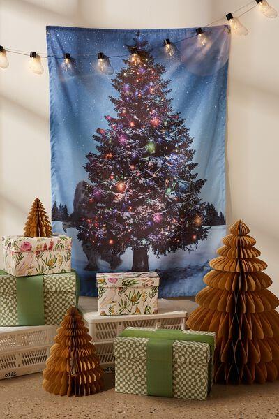 Wall Hangings, CHRISTMAS TREE