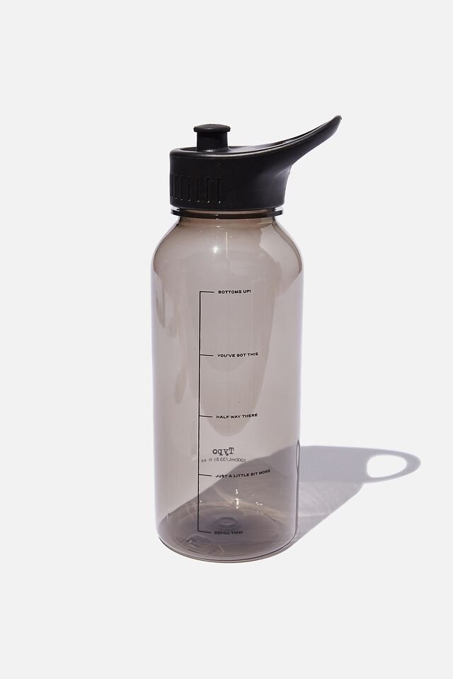 Drink It Up Bottle, ST BOTTOMS UP