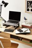 Collapsible Laptop Stand, BLACK