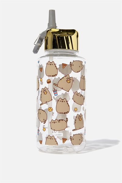 Suck It Up Drink Bottle, LCN PUSH PUSHEEN YARDAGE