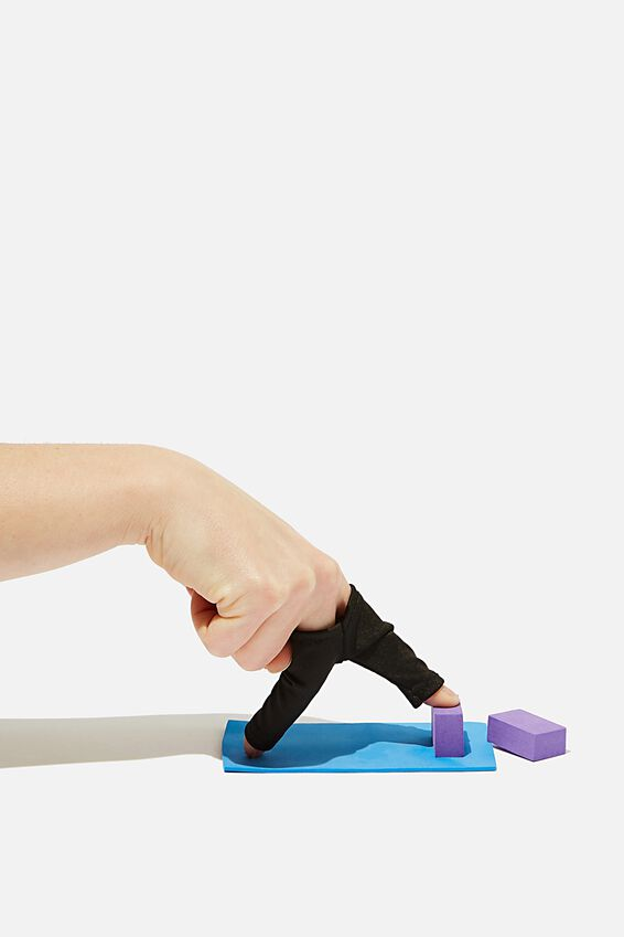 Mini Desktop Activities, FINGER YOGA