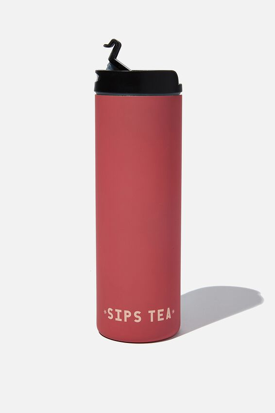 Travelling Tea Drinker, SIPS TEA 2