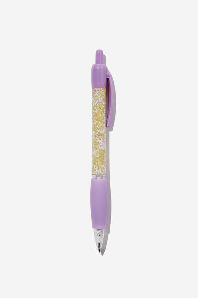 Spinout Pen, SUZIE FLORAL