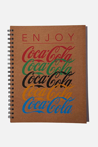 A4 Campus Notebook Recycled, LIFE LESSONS!!