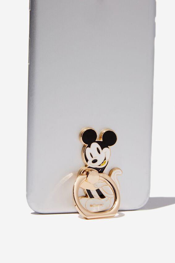 Disney Metal Phone Ring, LCN DIS CUTE MICKEY