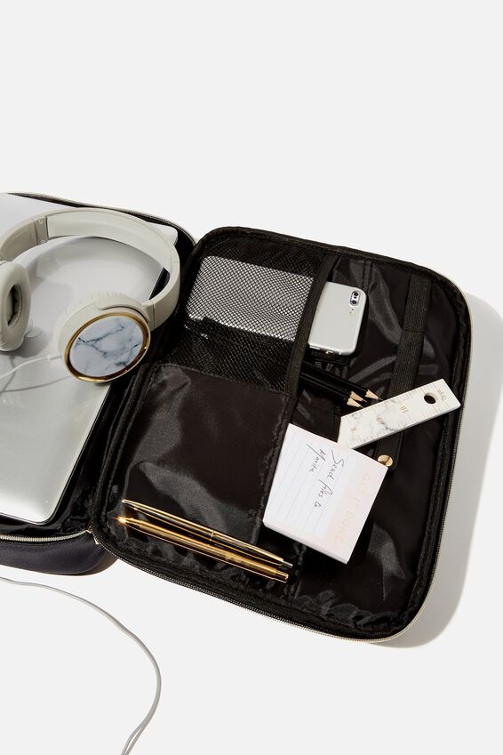 Mobile Laptop Folio, TERRAZZO