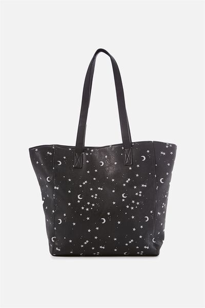 Premium Beach Tote Bag, MAGIC STAR