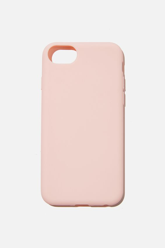 Recycled Phone Case iPhone 6, 7 ,8, SE, PALE PINK