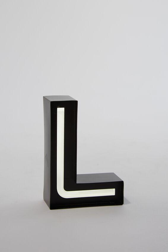 Alpha Tube Light, BLACK L
