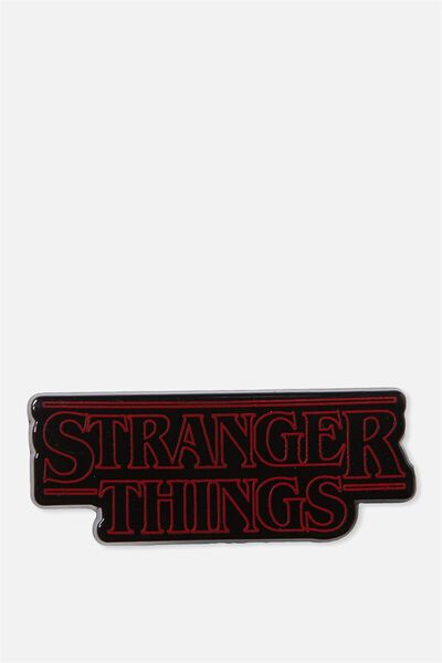 Enamel Badges, LCN STRANGER THINGS