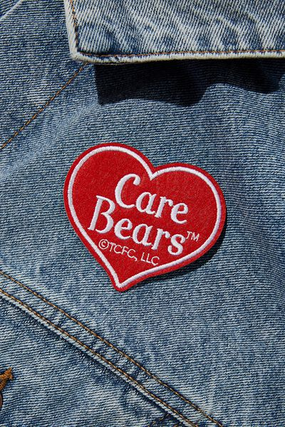 Fabric Badge, LCN CLC CARE BEARS