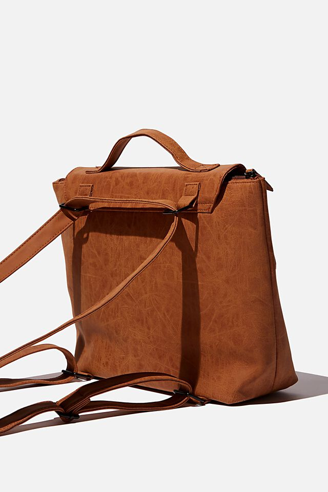 Commuter Backpack, MID TAN