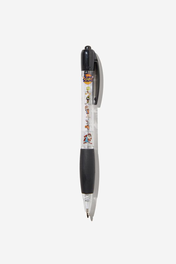 Space Jam Spinout Pen, LCN WB SPACE JAM CHARACTERS