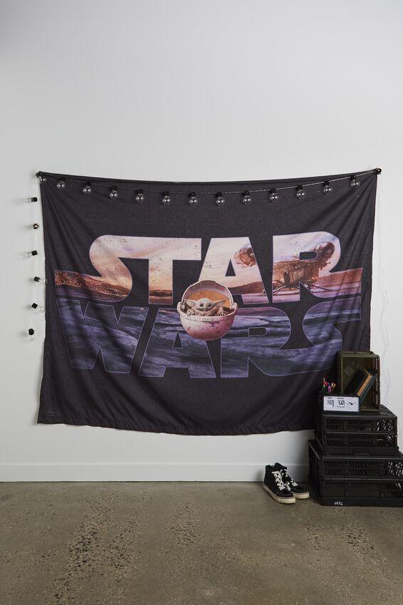 Star Wars Wall Back Drop, LCN LUC STAR WARS