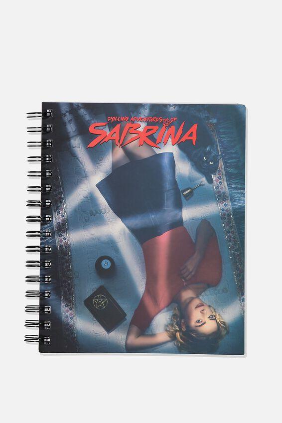"""A5 Sabrina Campus Notebook-V (8.27"""" x 5.83""""), LCN WB SABRINA"""