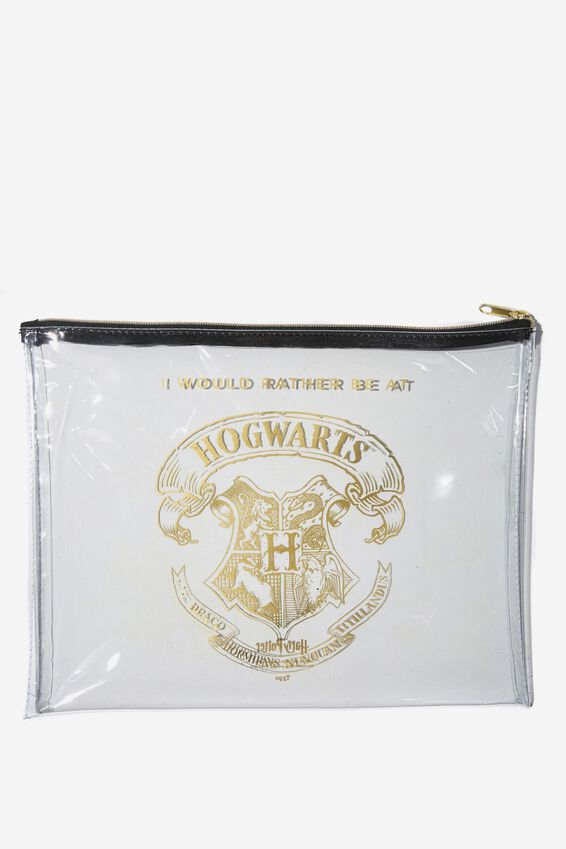 Harry Potter Printed Document Wallet, LCN HP HOGWARTS