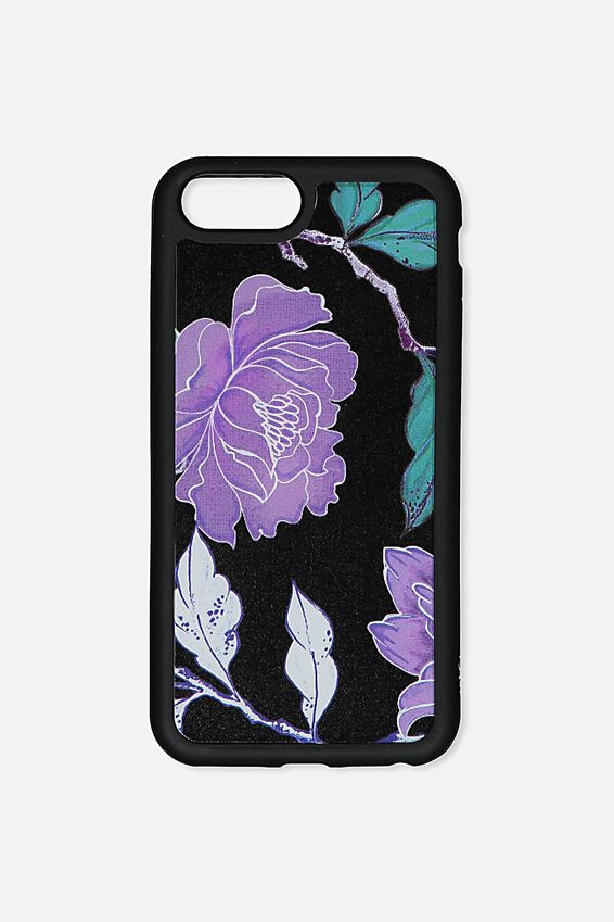 The Superior Phone Cover 6,7,8 Plus, LUSH FLORAL
