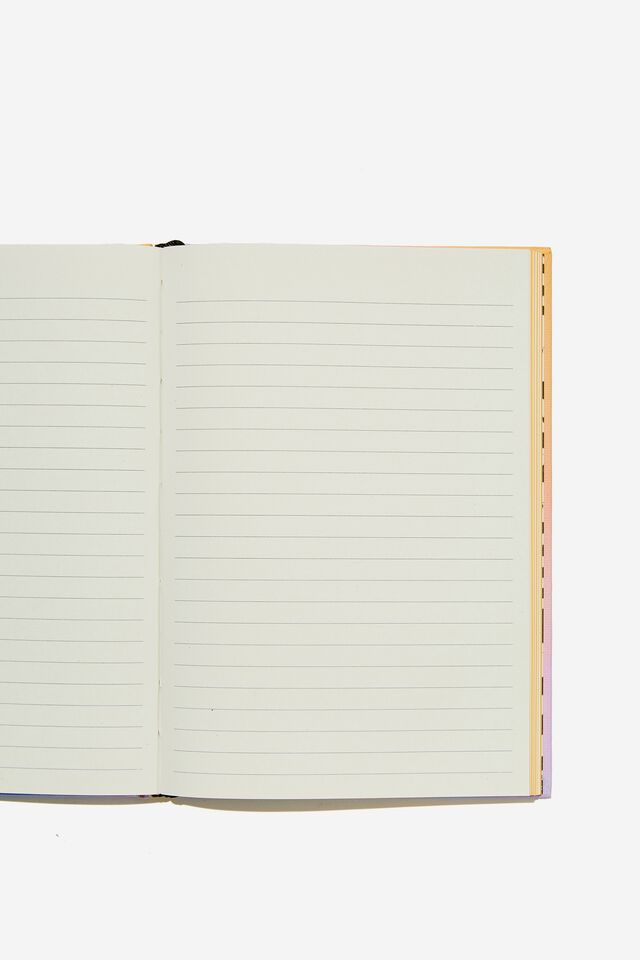 The Big Ticket Notebook Disney, LCN DIS MICKEY SOLARISED