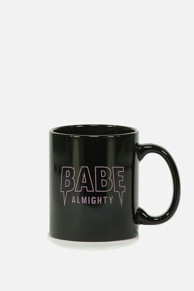 Anytime Mug, BABE ALMIGHTY