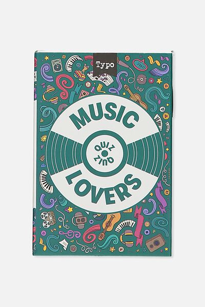 Pocket Trivia, MUSIC TRIVIA