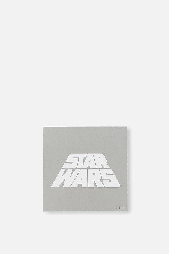 Printed Sticky Notes, LCN STAR WARS LOGO