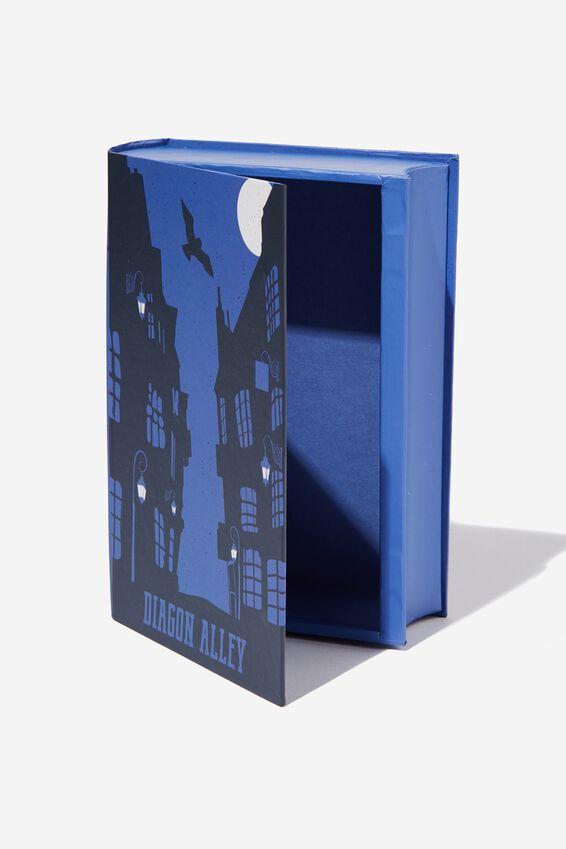 Secret Book Storage, LCN WB HP DIAGON ALLEY
