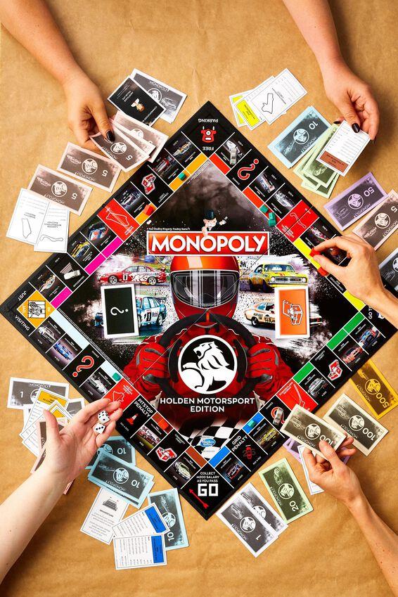 Holden Monopoly Board Game, HOLDEN MOTORSPORT
