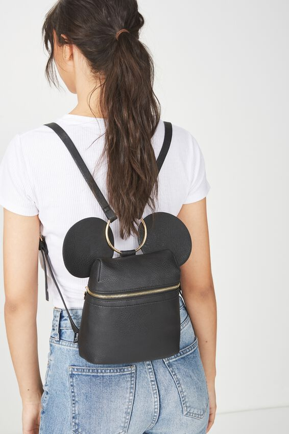 Mickey Backpack, LCN MICKEY HEAD