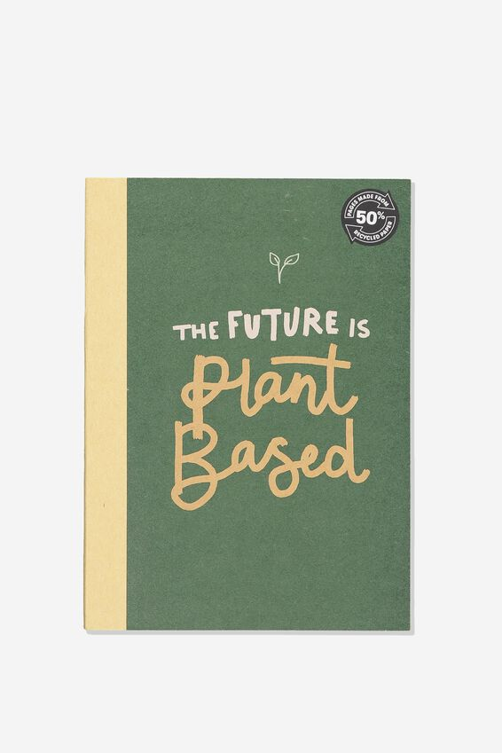A5 Graduate Journal, PLANT BASED