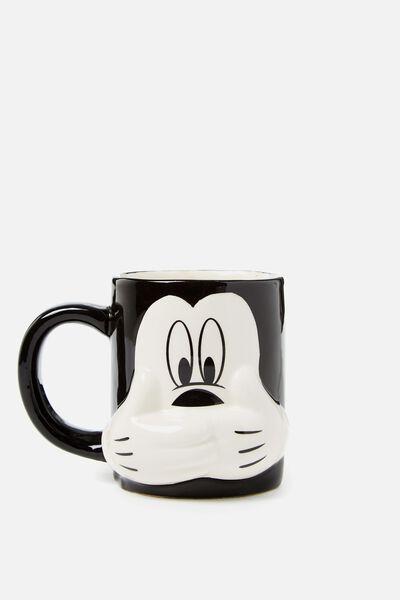 Novelty Shaped Mug, LCN MICKEY HANDS