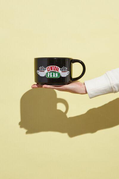 Big Hit Mug, LCN WB FRI CENTRAL PERK