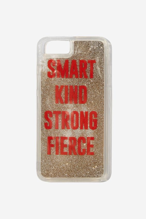 Shake It Phone Case 6, 7, 8 Plus, SMART KIND STRONG