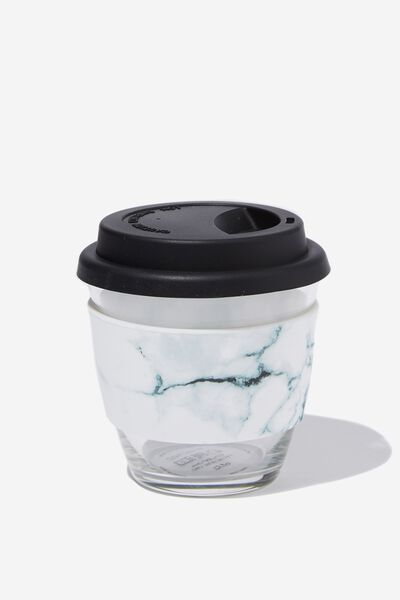 All Day Travel Cup 8Oz, MARBLE