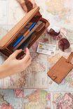 Wanderer Travel Set, MID TAN MAP