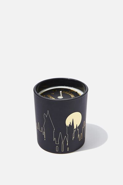 Reveal Candle, LCN WB HPO HUFFLEPUFF BLACK