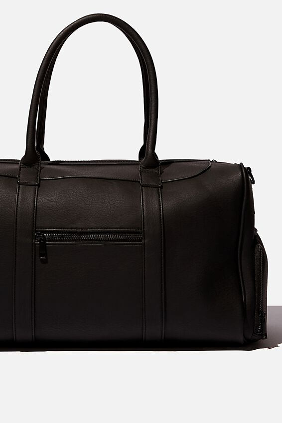 Nuevo Overnighter Bag, BLACK 2.0