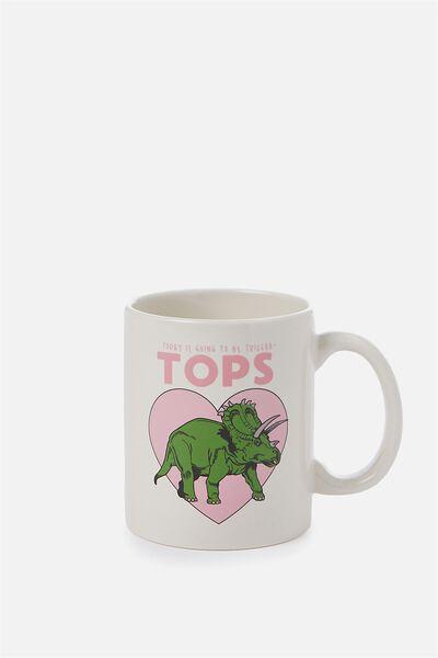 Anytime Mug, TRICERA-TOPS