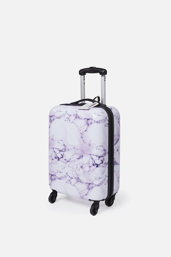 Small Suitcase, LUSH MARBLE