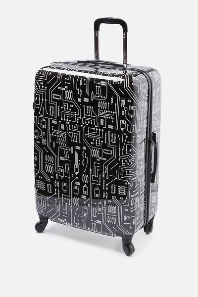 Check In Suitcase 28 Inch, MOTHERBOARD