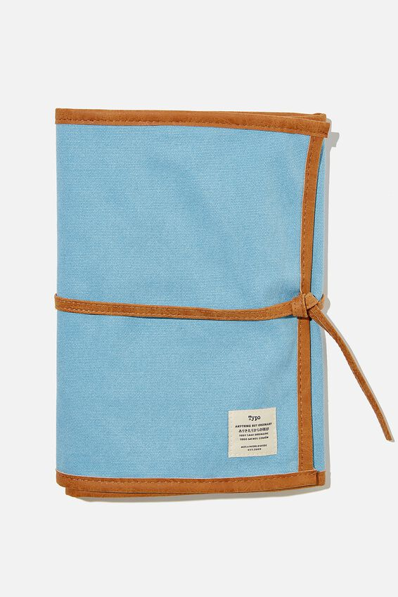 Artists  Marker Case 36, DENIM BLUE CANVAS