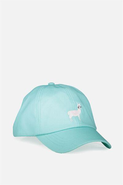 Novelty Caps, BLUE LLAMA