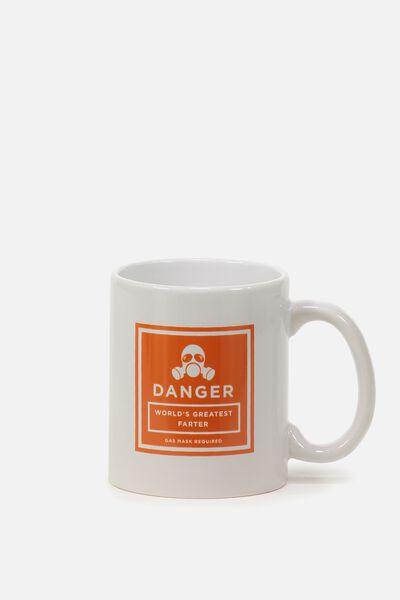 Anytime Mug, WORLD'S GREATEST FARTER