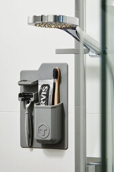 Tooletries Shower Caddy, GREY