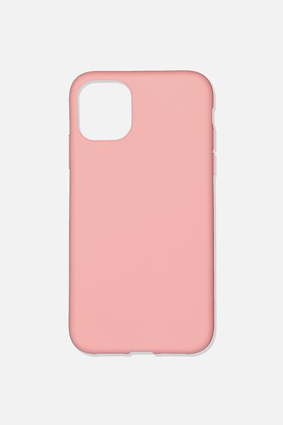 Slimline Recycled Phone Case Iphone 11, DUSTY ROSE