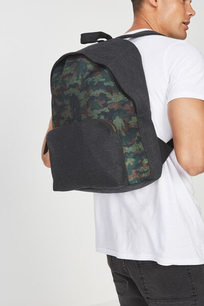Austin Backpack, BIG FOOT CAMO