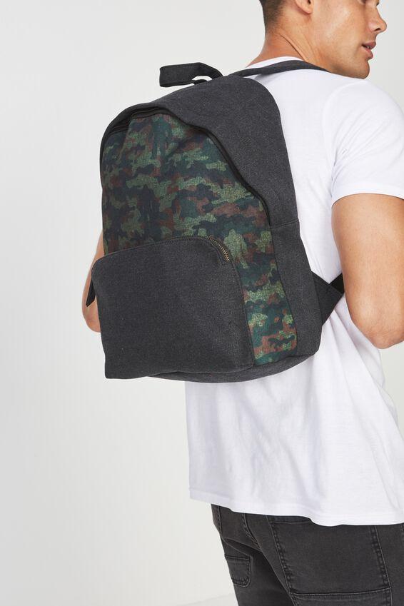 Austin Backpack, BIG FOOT CAMO